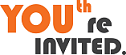 Youth're invited Logo