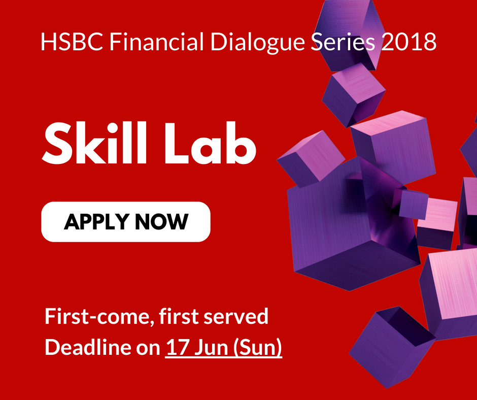 HSBC Financial Dialogue Series - Skill Labs